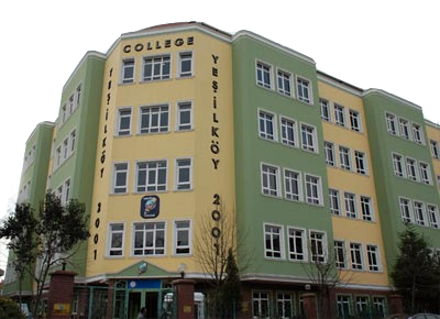 yesilkoy-2001-koleji-binasi